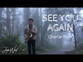 See You Again Justin Ward Charlie Puth Cover