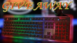 ROSEWILL NEON K51 KEYBOARD REVIEW AND GIVEAWAY (ENDED)
