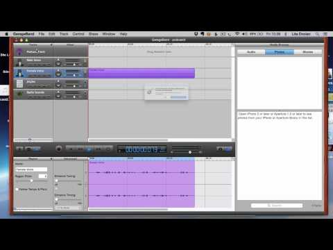 How to make a podcast on a Mac fast
