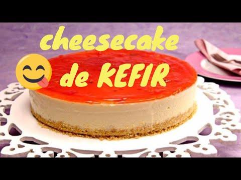 fazendo cheesecake de Kefir
