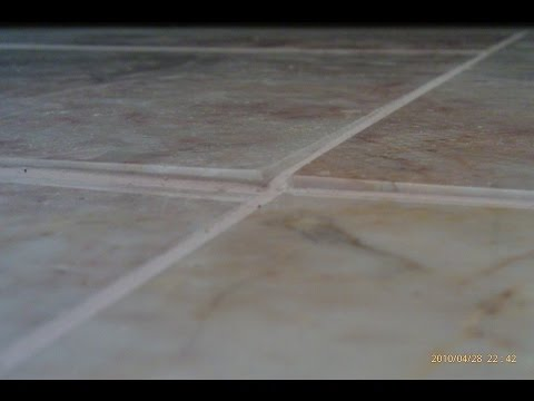 Tile Lippage or Uneven Tile  (When Your Tile Doesn't Match Up )