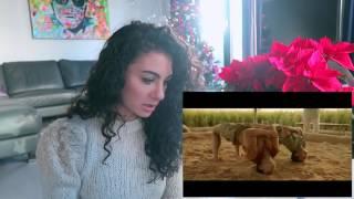 DANGAL   AAMIR KHAN   TRAILER REACTION    BY BEAUTIFUL FOREIGN GIRL