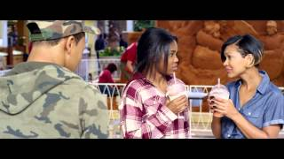 """A Girl Like Grace - """"the Mall"""" Scene With Meagan Good, Romeo Miller And Ryan Destiny"""