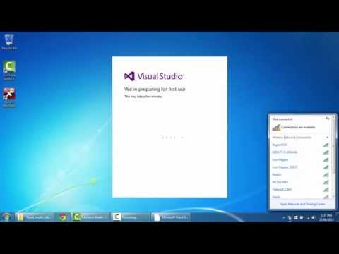 Visual studio Ultimate 2013 full activation