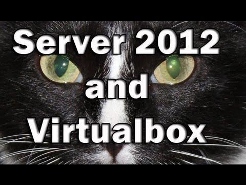Setup Virtual Lab | How to Install Windows Server 2012 in Virtualbox