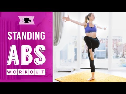 ABS Workout Standing