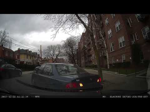 Hit and run first day using BlackVue DR750S-2CH Dashcam in Parking mode