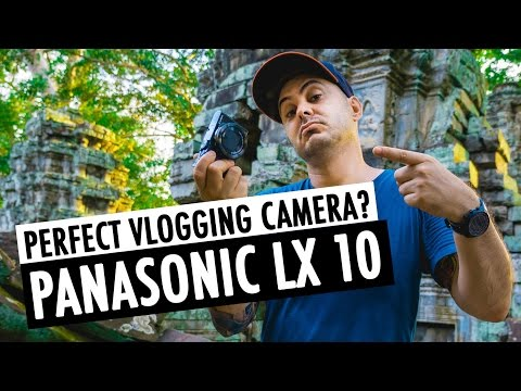 REVIEW: Panasonic LX10/LX15 for Shooting Video & Vlogging | RehaAlev