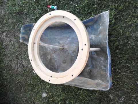 Fiberglass sub boxes for 2 12