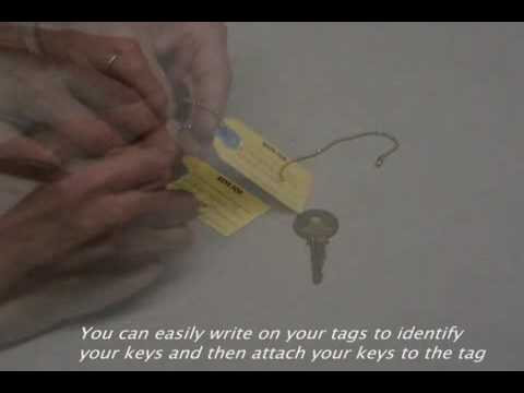 Key Tags for Real Estate