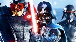 STAR WARS Jedi Fallen Order All Boss Fights + Final Boss Ending Cutscene (2019)