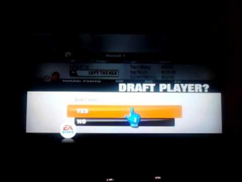 Defensive Minded Fantasy Draft Madden NFL 13 WII
