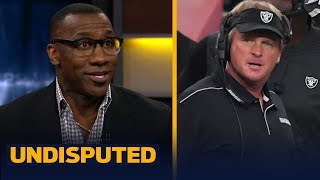 Jon Gruden is 'mad as hell' over Antonio Brown's helmet issue - Shannon Sharpe | NFL | UNDISPUTED