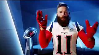 Super Bowl LIII Team Entrances