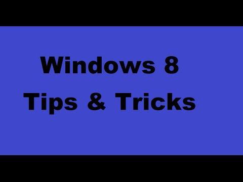 Customise Folder Icons (Windows 8 Tips & Tricks)