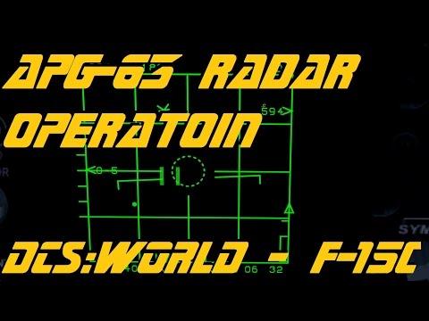 DCS:World » APG-63 Radar Operation » F-15C