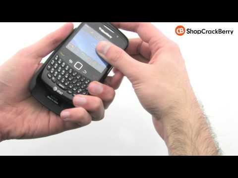 Hard Shell Case & Holster Combo for BlackBerry Curve 9300 3G,