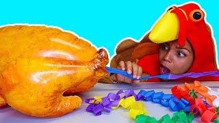 6 Magic Thanksgiving Food Pranks!