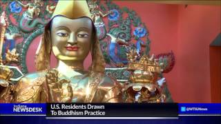Buddhism In U.S. Grows While Shrinking Worldwide