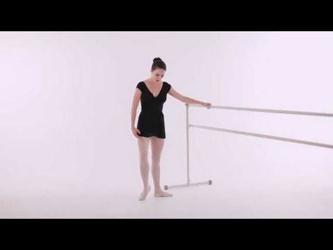 How to Do a Releve   Ballet Dance