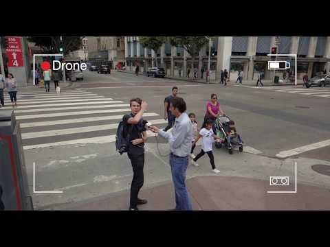 Drone Experiment: Where Do You Draw the Line On Spying