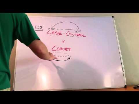 Case-Control vs. Cohort Studies