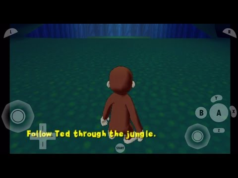 gamecube for ios- Curious George (Gameplay) gc4ios, dolphin emulator for ios