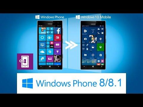 Como Actualizar un Nokia Lumia 520 a Windows 10 Mobile