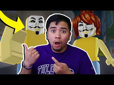 REACTING TO 5 TYPES OF ROBLOX HACKERS!
