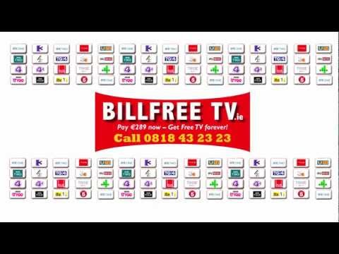 BILLFREE TV - Your World of Free TV Starts Right Here
