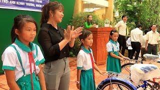 Lễ Phát Thưởng 105 Học Sinh Nghèo Học Giỏi Trường B Bình Thạnh, Nhà Tài Trợ Kenny Truong