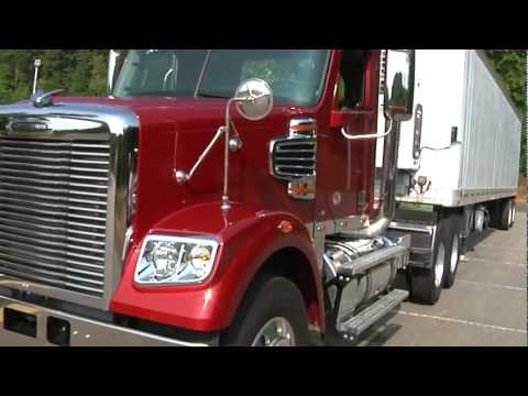 CDL: How to Couple and Uncouple a tractor trailer.