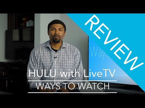 Hulu with Live TV Review - Is this streaming service worth the money?