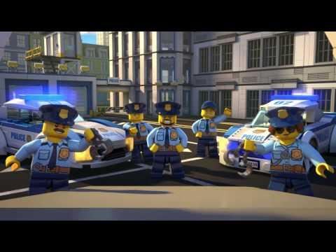 Brick Boss   Part 2 - LEGO City Police