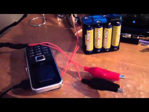 Wireless Phone Firework Detonator