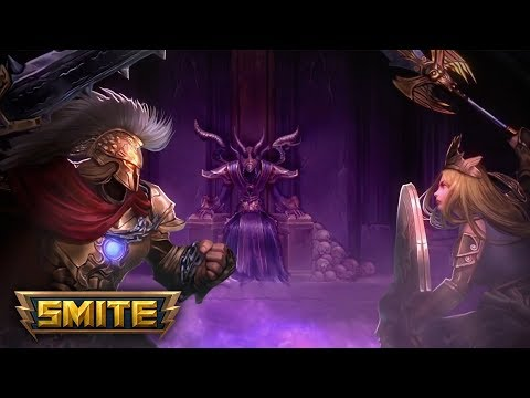 SMITE Odyssey 2018 - The Fall of War - Chapter 8