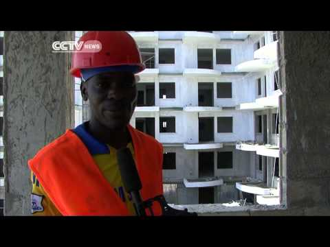 Construction Booms in Somalia Following Improved Security