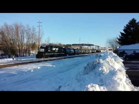 Norfolk Southern Railroad, Harrisburg Line , Hershey, PA