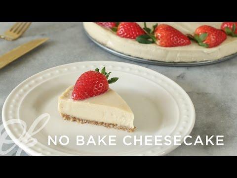 Raw Vegan Cheesecake   No Bake + Healthy!
