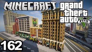 GTA 5 in Minecraft #162 Beautiful buildings :)