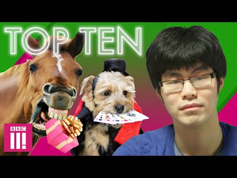 TOP TEN: Most Hated Proverbs (feat. Ken Cheng)