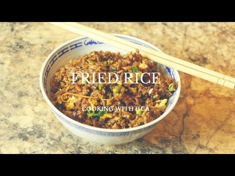 How to make Fried Rice - Easy Fried Rice Recipe - Cooking With Hua