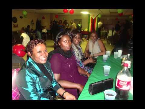 Zimbabwe Community - BC Canada (2011 Christmas Party) Promo