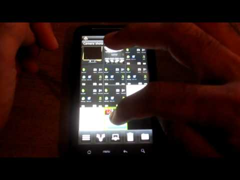 How to take Screen Shot on Andoid 2.3.5 HTC Desire HD