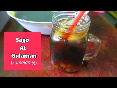Sago At Gulaman Recipe  |  Sago't Gulaman