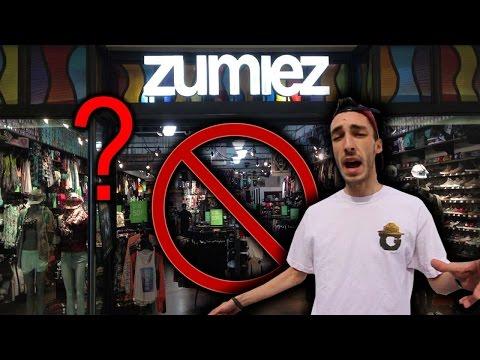WHY SKATERS HATE ZUMIEZ?