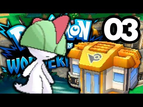 DONT OBEY THEN, FINE!! | Pokemon Alpha Sapphire Wonderlocke #03