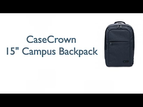 CaseCrown Campus Backpack Review