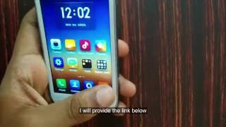 XPERIA CUSTOM ROM in Samsung s Dous (gt- s7562) by technical