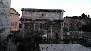 Zaginione skarby starożytności - Antyczny Rzym